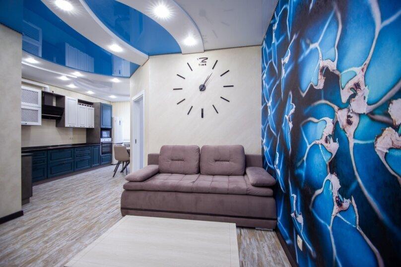2-комн. квартира, 47 кв.м. на 4 человека, 2-я Центральная улица, 4, Белгород - Фотография 14