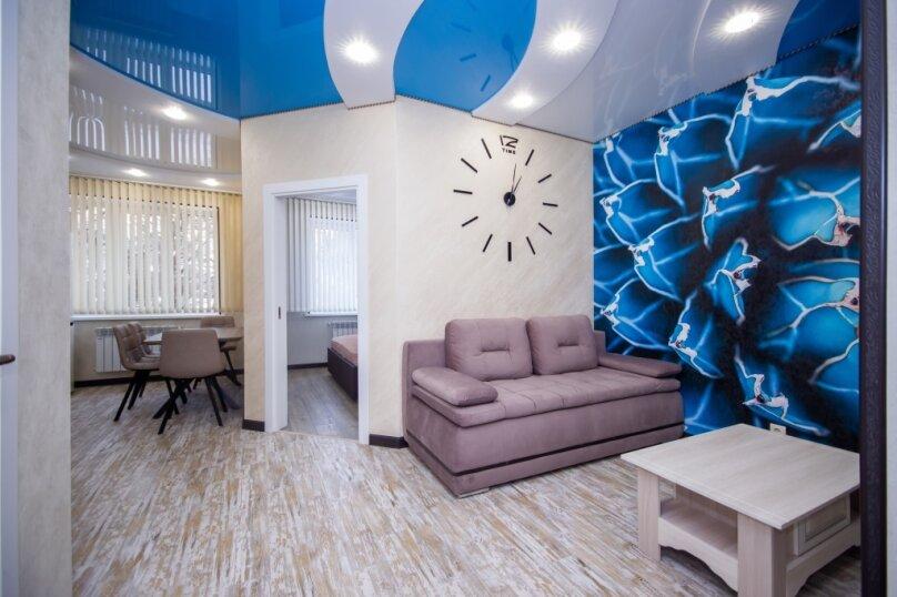 2-комн. квартира, 47 кв.м. на 4 человека, 2-я Центральная улица, 4, Белгород - Фотография 16
