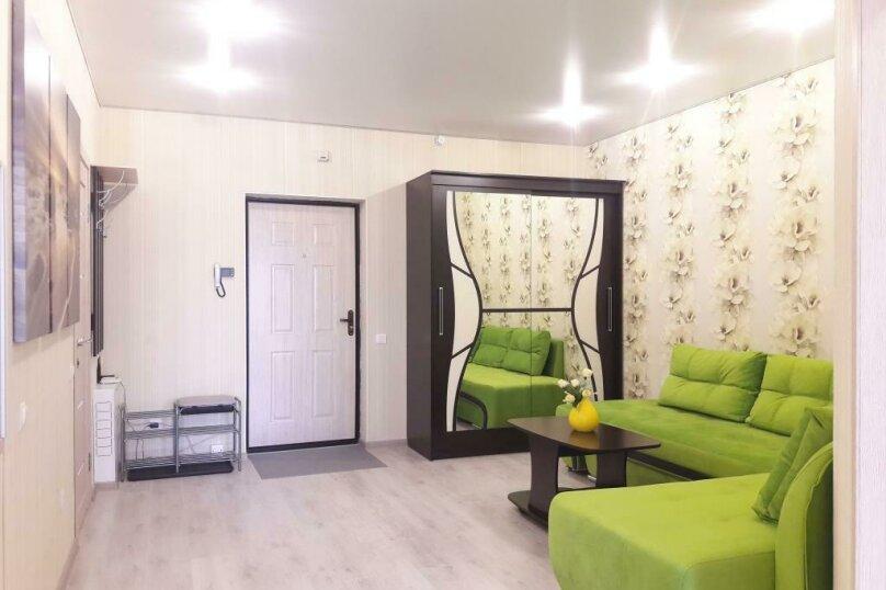 2-комн. квартира, 50 кв.м. на 4 человека, улица Щорса, 8Мк2, Белгород - Фотография 3