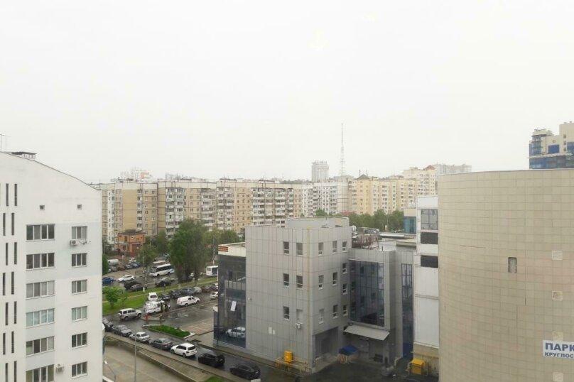 2-комн. квартира, 50 кв.м. на 4 человека, улица Щорса, 8Мк2, Белгород - Фотография 12