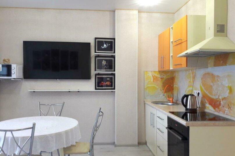 2-комн. квартира, 50 кв.м. на 4 человека, улица Щорса, 8Мк2, Белгород - Фотография 4