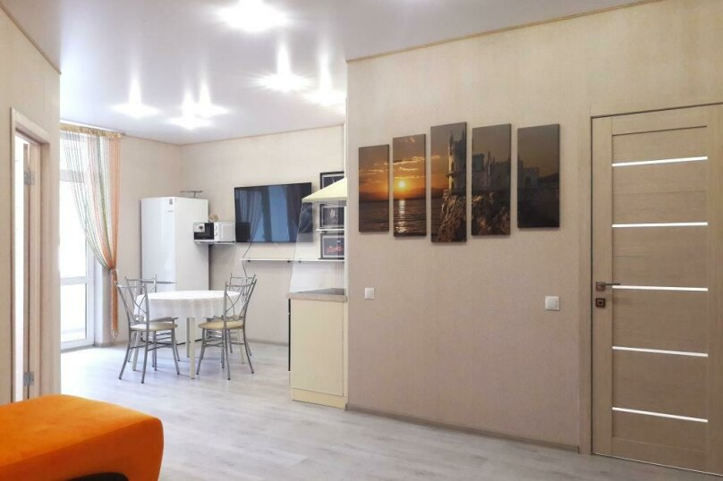 2-комн. квартира, 50 кв.м. на 4 человека, улица Щорса, 8Мк2, Белгород - Фотография 6