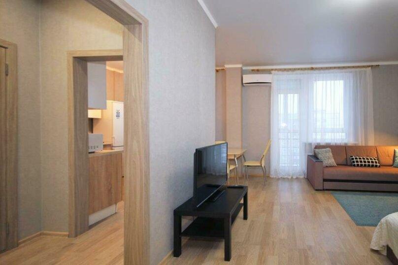1-комн. квартира, 47 кв.м. на 4 человека, Свято-Троицкий бульвар, 34, Белгород - Фотография 6