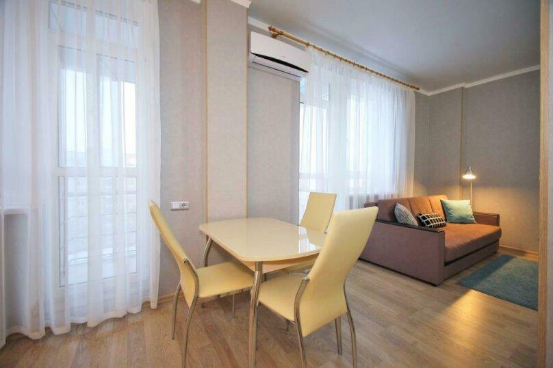 1-комн. квартира, 47 кв.м. на 4 человека, Свято-Троицкий бульвар, 34, Белгород - Фотография 10