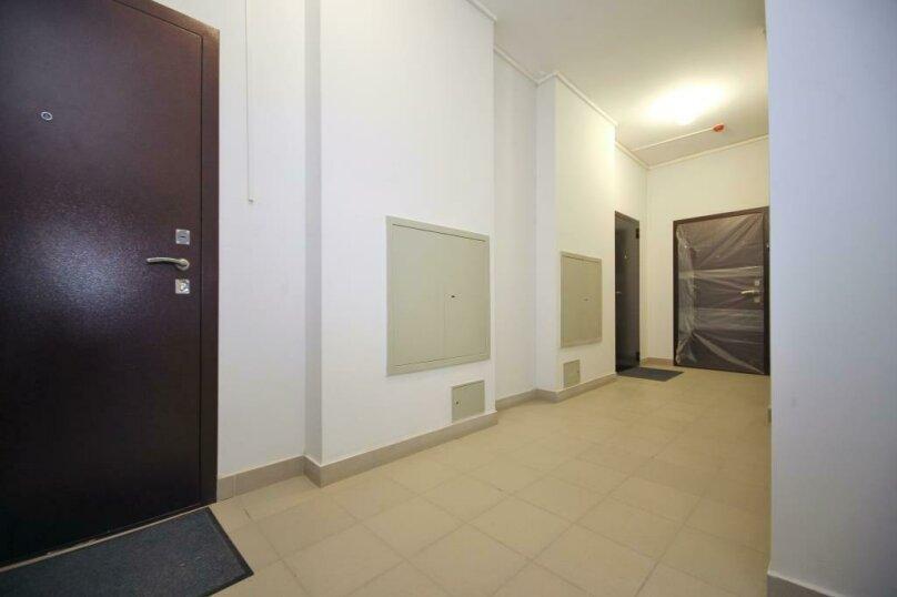 1-комн. квартира, 47 кв.м. на 4 человека, Свято-Троицкий бульвар, 34, Белгород - Фотография 16