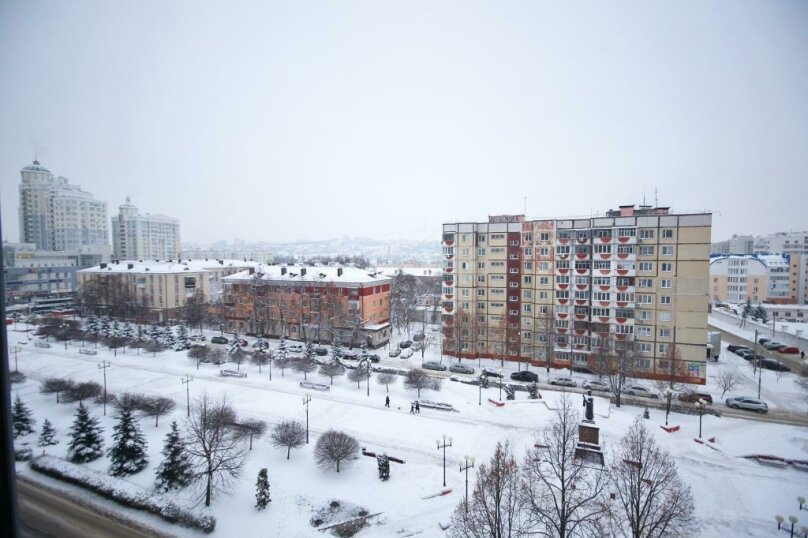 1-комн. квартира, 47 кв.м. на 4 человека, Свято-Троицкий бульвар, 34, Белгород - Фотография 18
