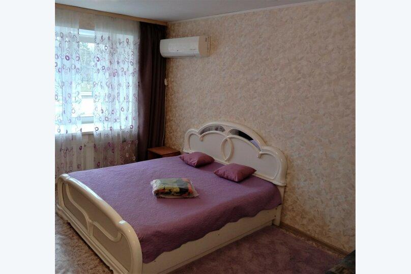 1-комн. квартира, 35 кв.м. на 4 человека, Краснореченская улица, 189, Хабаровск - Фотография 2
