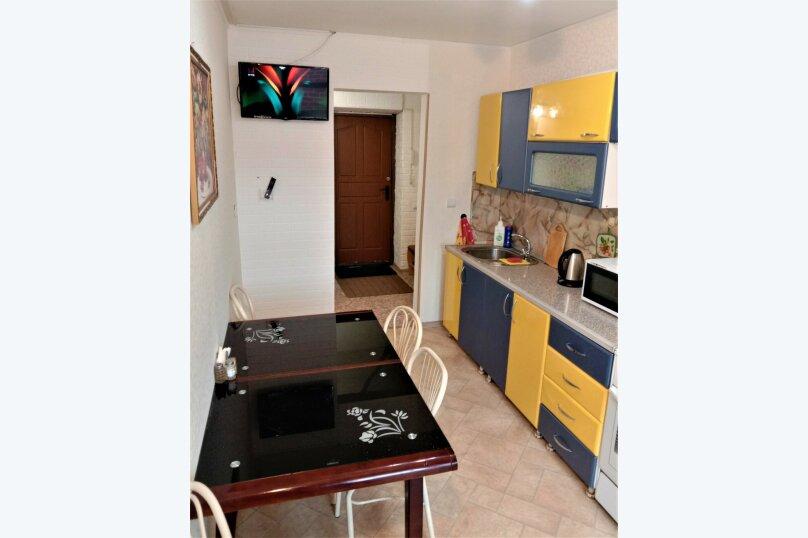 1-комн. квартира, 35 кв.м. на 4 человека, Краснореченская улица, 189, Хабаровск - Фотография 7