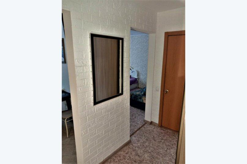 1-комн. квартира, 35 кв.м. на 4 человека, Краснореченская улица, 189, Хабаровск - Фотография 8