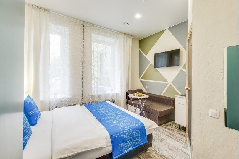 Двухместный номер с 1 кроватью (Дизайнерский), Невский проспект, 98, Санкт-Петербург - Фотография 1