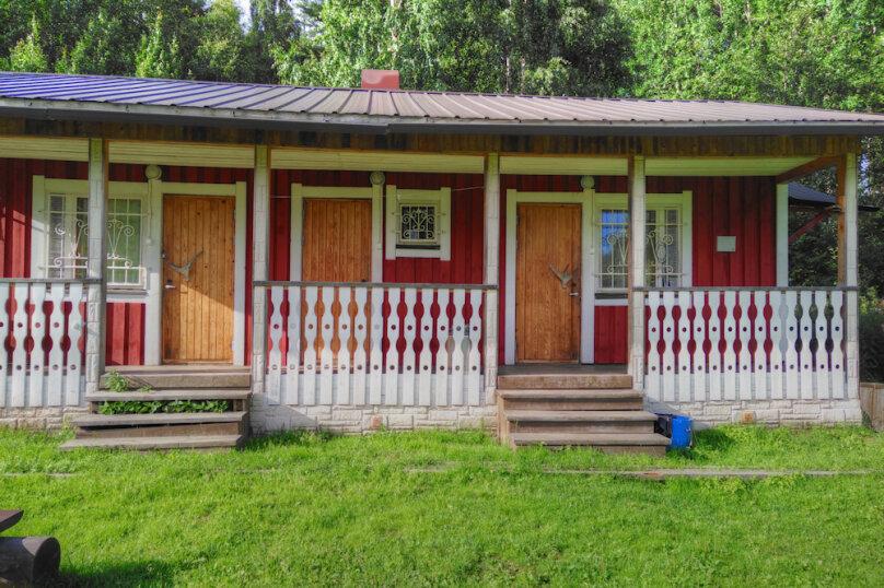 Дом на острове, поселок Кортела, б/о Меклахкти, Лахденпохья - Фотография 1