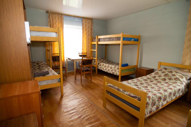 №13 Спальное место в общем номере, поселок Гидроузел, с30, Руза - Фотография 1