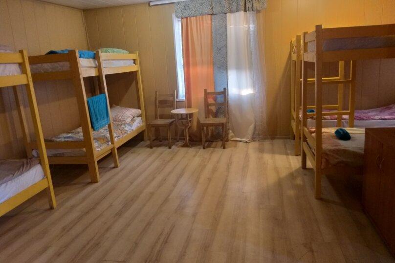 №14 Спальное место в отдельном домике, поселок Гидроузел, с30, Руза - Фотография 1