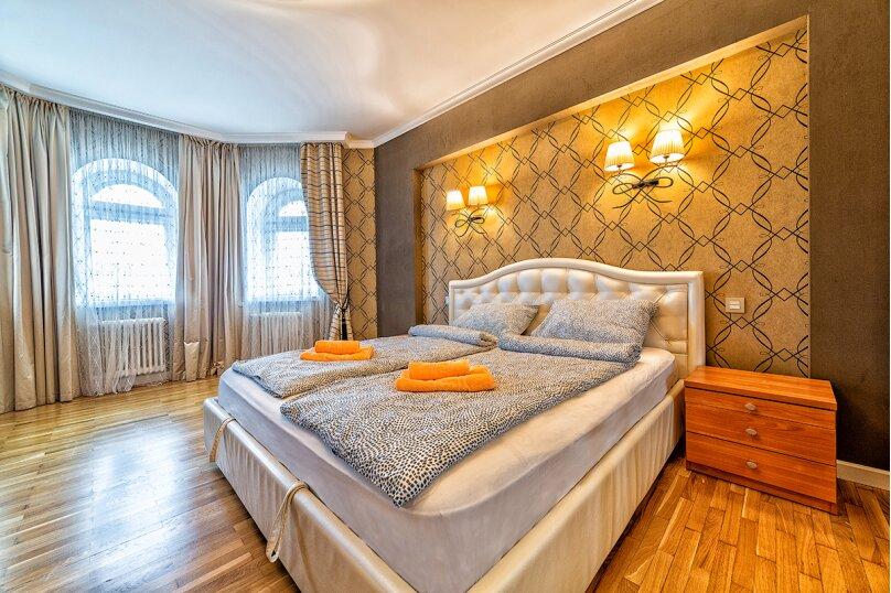 3-комн. квартира, 120 кв.м. на 6 человек, Лево-Булачная улица, 16, Казань - Фотография 5