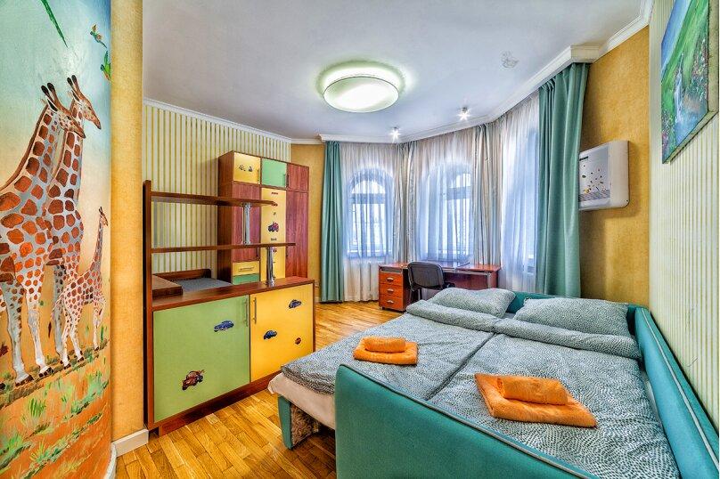 3-комн. квартира, 120 кв.м. на 6 человек, Лево-Булачная улица, 16, Казань - Фотография 7
