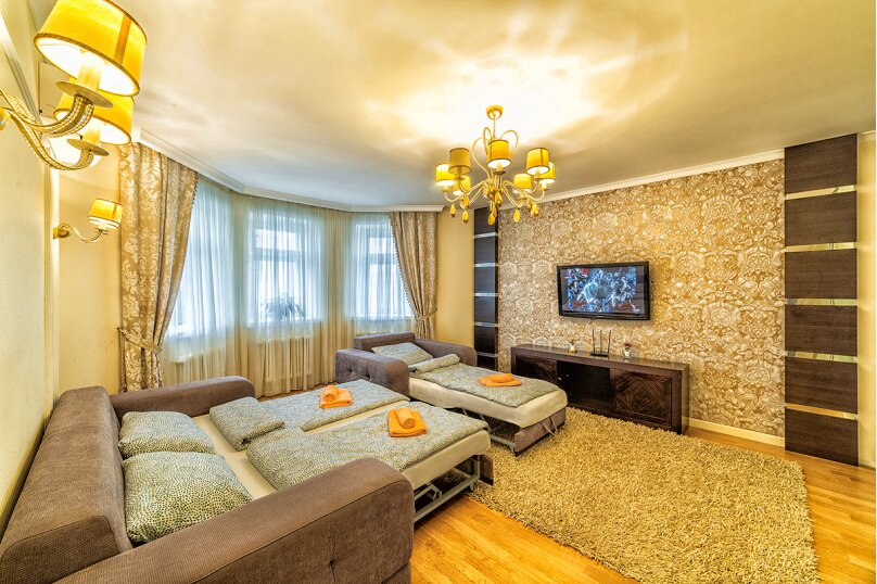 3-комн. квартира, 120 кв.м. на 6 человек, Лево-Булачная улица, 16, Казань - Фотография 17