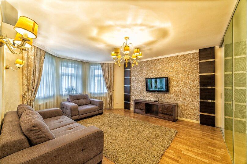 3-комн. квартира, 120 кв.м. на 6 человек, Лево-Булачная улица, 16, Казань - Фотография 21