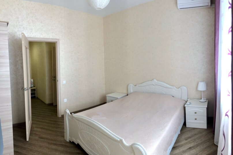 2-комн. квартира, 53 кв.м. на 6 человек, улица Островского, 67Г, Геленджик - Фотография 14