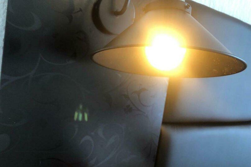 Двухместный с одной большой кроватью + кресло-кровать (Люкс), Приморская улица, 3Г, Ольгинка - Фотография 11