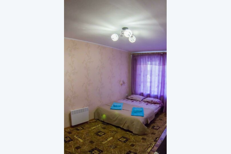 1-комн. квартира, 30 кв.м. на 4 человека, улица Гагарина, 16, Шерегеш - Фотография 6