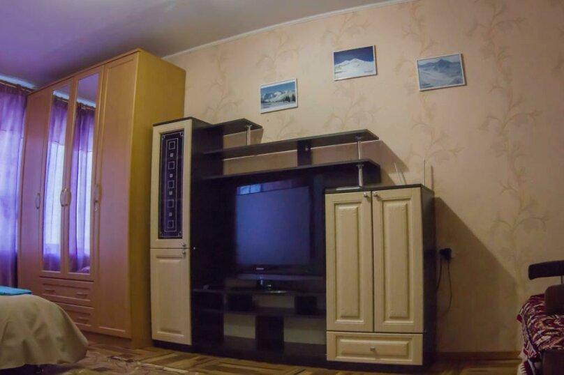 1-комн. квартира, 30 кв.м. на 4 человека, улица Гагарина, 16, Шерегеш - Фотография 7