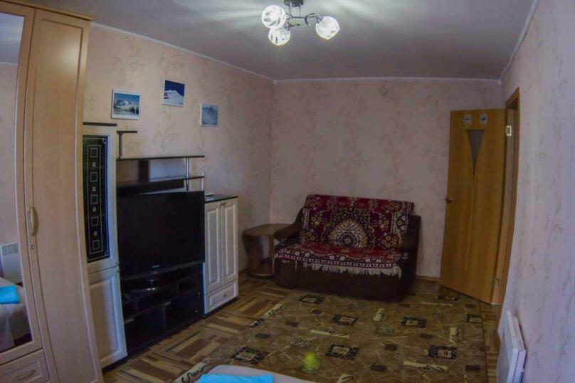 1-комн. квартира, 30 кв.м. на 4 человека, улица Гагарина, 16, Шерегеш - Фотография 8