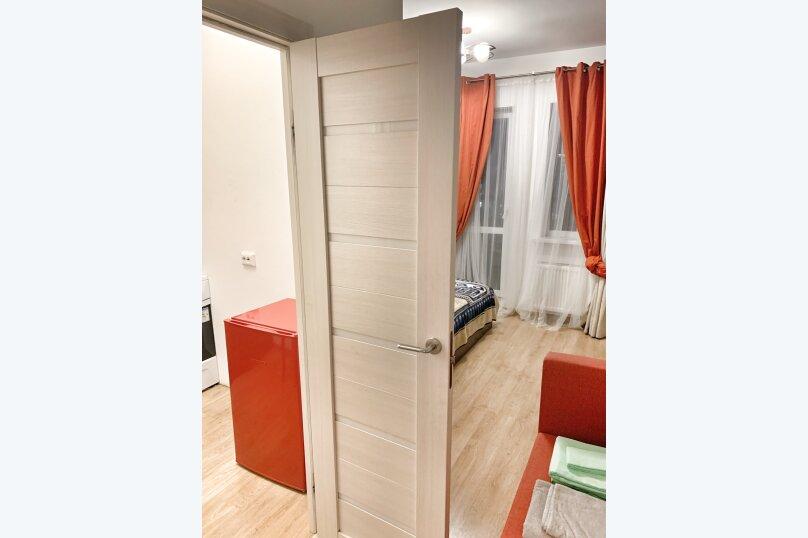 1-комн. квартира, 27 кв.м. на 3 человека, Комендантский проспект, 71, Санкт-Петербург - Фотография 14