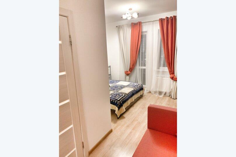 1-комн. квартира, 27 кв.м. на 3 человека, Комендантский проспект, 71, Санкт-Петербург - Фотография 17