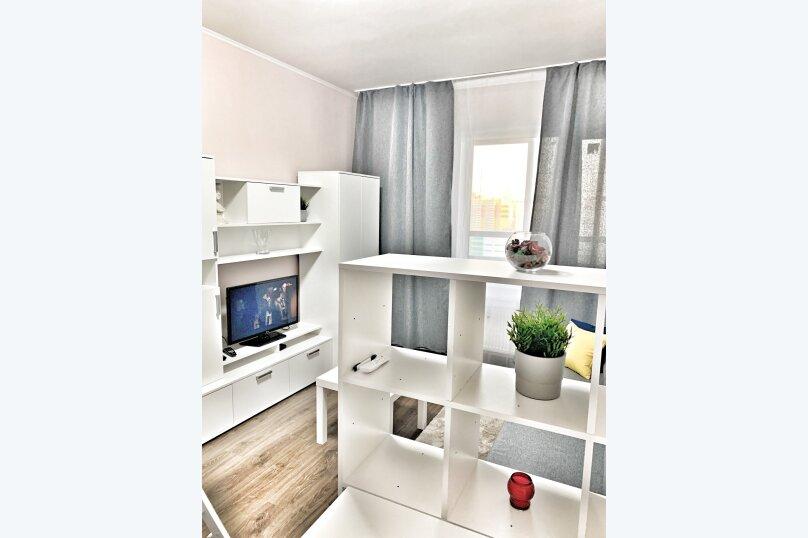 1-комн. квартира, 25 кв.м. на 3 человека, Плесецкая улица, 20к1, Санкт-Петербург - Фотография 4