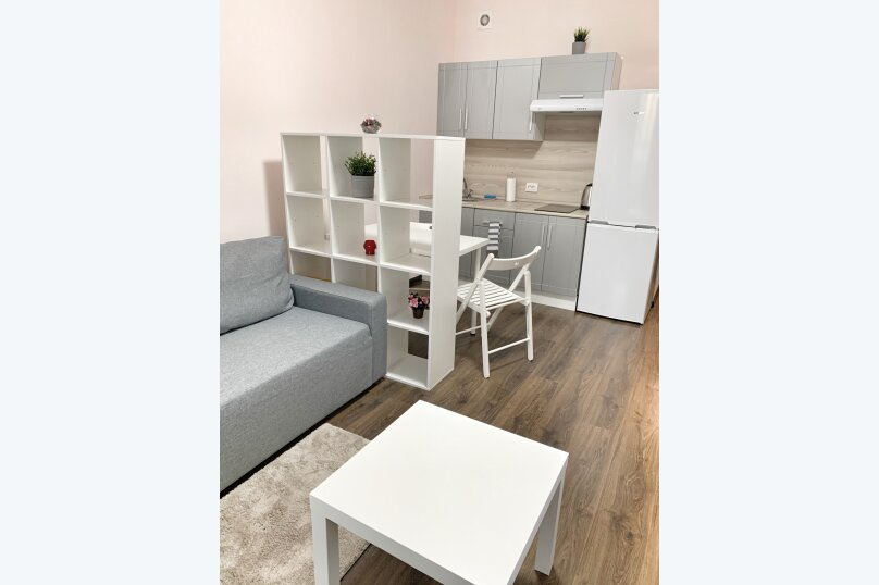 1-комн. квартира, 25 кв.м. на 3 человека, Плесецкая улица, 20к1, Санкт-Петербург - Фотография 1