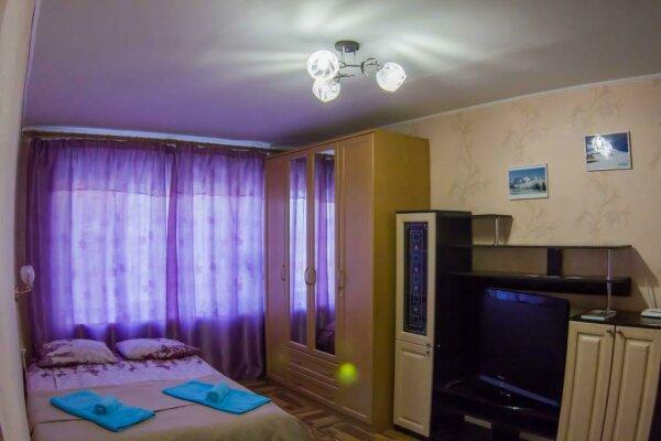 1-комн. квартира, 30 кв.м. на 4 человека, улица Гагарина, 16, Шерегеш - Фотография 1
