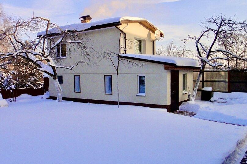 Дом, 80 кв.м. на 2 человека, 1 спальня, деревня Новоселки, 99, Чехов - Фотография 1