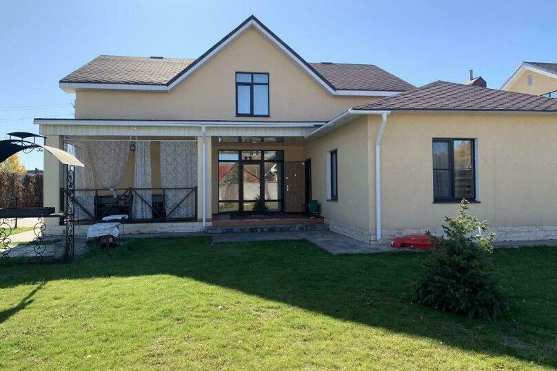 Дом для отпуска Alexandr SKI House, 240 кв.м. на 12 человек, 4 спальни, улица Тагира Кусимова, 1, деревня Зеленая Поляна - Фотография 1