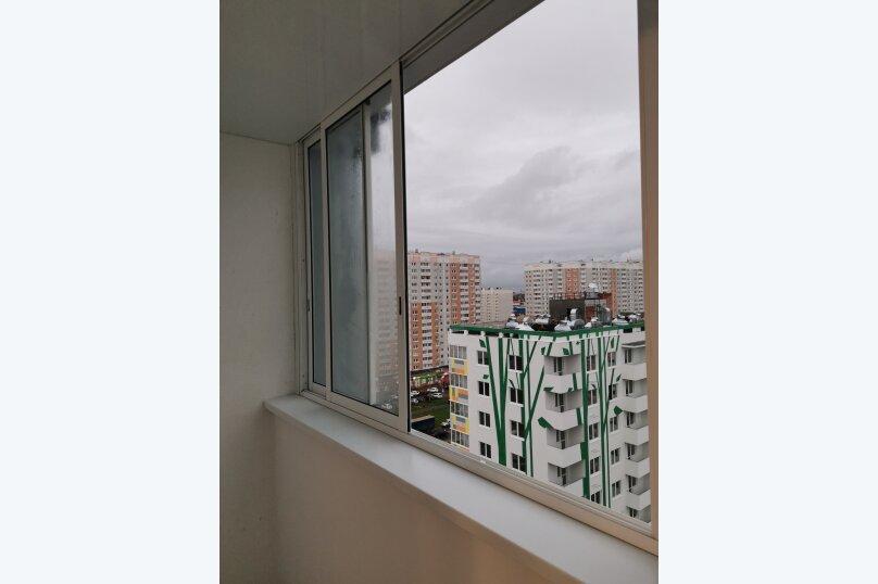 1-комн. квартира, 38.6 кв.м. на 4 человека, Оснабрюкская улица, 12, Тверь - Фотография 12