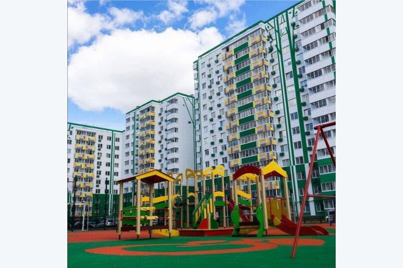 1-комн. квартира, 38.6 кв.м. на 4 человека, Оснабрюкская улица, 12, Тверь - Фотография 15