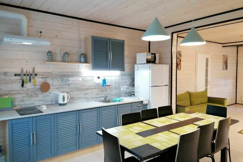 Апартаменты-II, 90 кв.м. на 12 человек, 3 спальни, д. Ууксу, ул Сплавная , 17, Питкяранта - Фотография 18