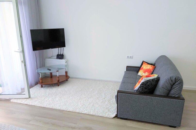 1-комн. квартира, 49.5 кв.м. на 4 человека, Симферопольская улица, 2литО, Евпатория - Фотография 9