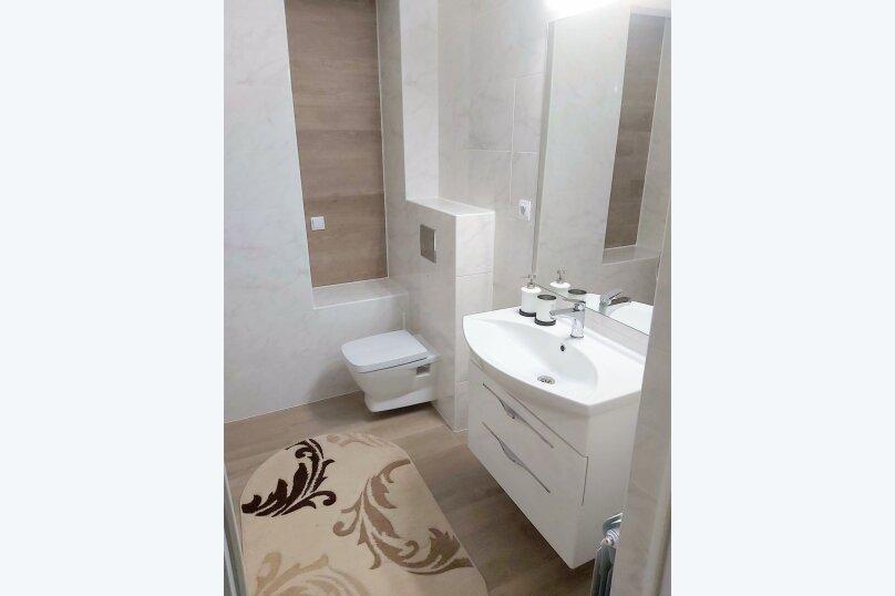 1-комн. квартира, 49.5 кв.м. на 4 человека, Симферопольская улица, 2литО, Евпатория - Фотография 13