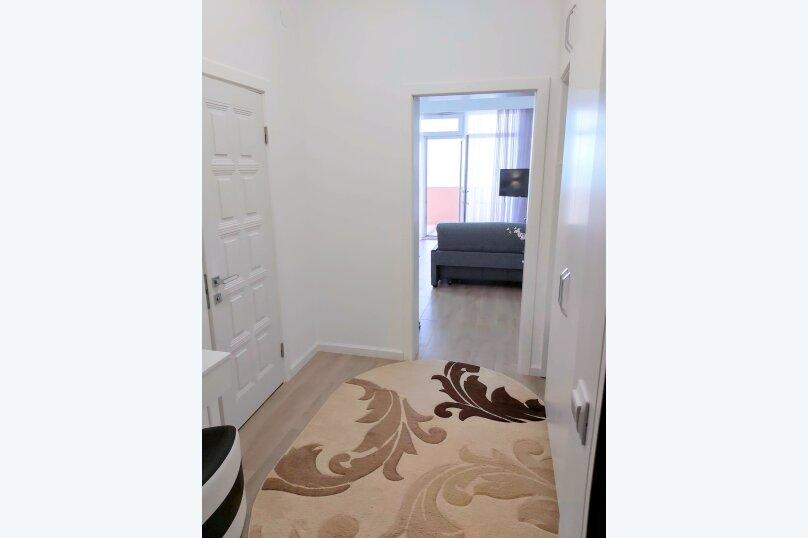 1-комн. квартира, 49.5 кв.м. на 4 человека, Симферопольская улица, 2литО, Евпатория - Фотография 21