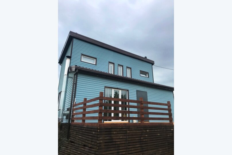 """Дом """"Prime Blue"""", 80 кв.м. на 10 человек, 3 спальни, п. Александрия, 474, Красноярск - Фотография 2"""
