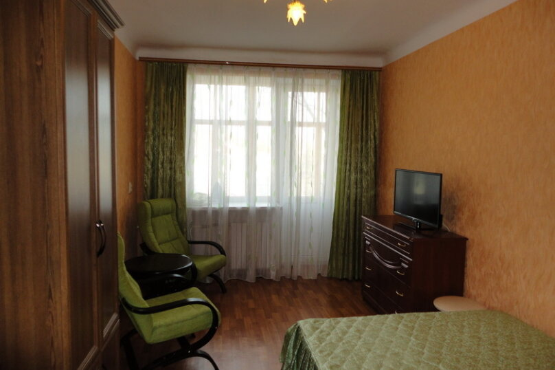 2-комн. квартира, 45 кв.м. на 4 человека, улица Адмирала Октябрьского, 16, Севастополь - Фотография 13