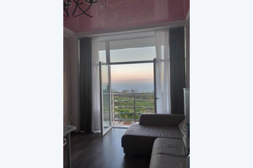 2-комн. квартира, 50 кв.м. на 4 человека, Виноградная улица, 1Г, Ливадия, Ялта - Фотография 4