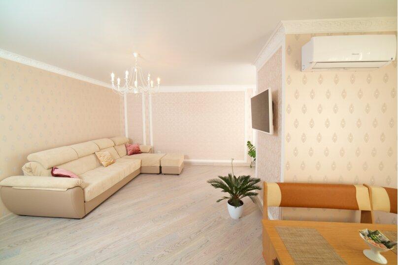 2-комн. квартира, 63 кв.м. на 5 человек, Красная улица, 176лит1, Краснодар - Фотография 4