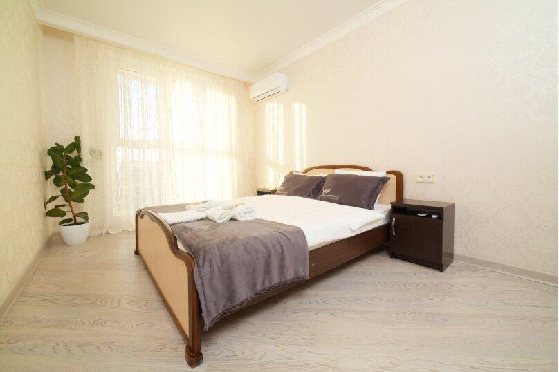 2-комн. квартира, 63 кв.м. на 5 человек, Красная улица, 176лит1, Краснодар - Фотография 6