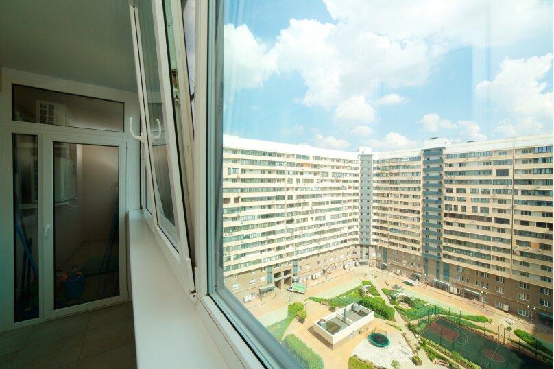 2-комн. квартира, 49 кв.м. на 6 человек, улица Будённого, 129, Краснодар - Фотография 16