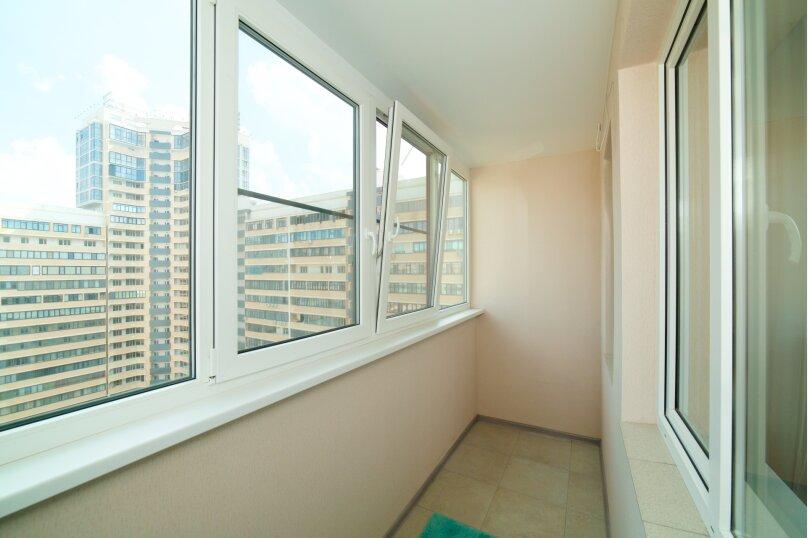 2-комн. квартира, 49 кв.м. на 6 человек, улица Будённого, 129, Краснодар - Фотография 17