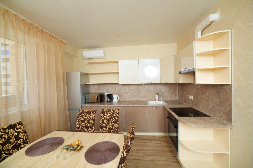 2-комн. квартира, 56 кв.м. на 4 человека, улица Будённого, 129, Краснодар - Фотография 2