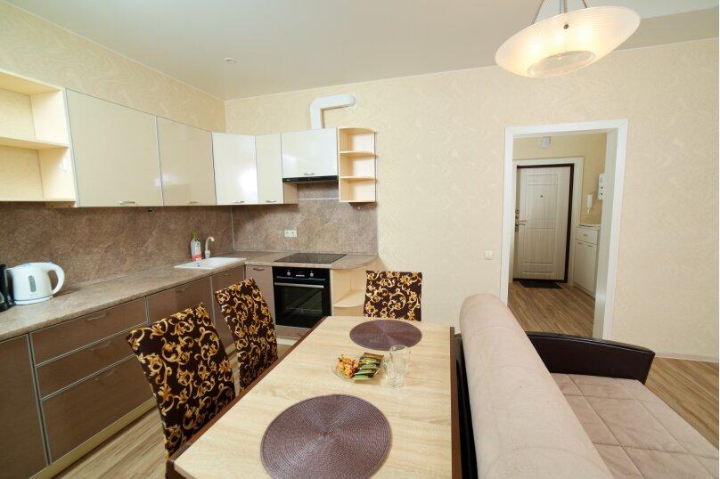 2-комн. квартира, 56 кв.м. на 4 человека, улица Будённого, 129, Краснодар - Фотография 5