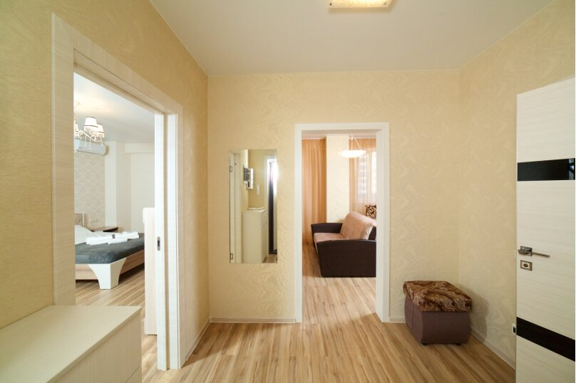 2-комн. квартира, 56 кв.м. на 4 человека, улица Будённого, 129, Краснодар - Фотография 12