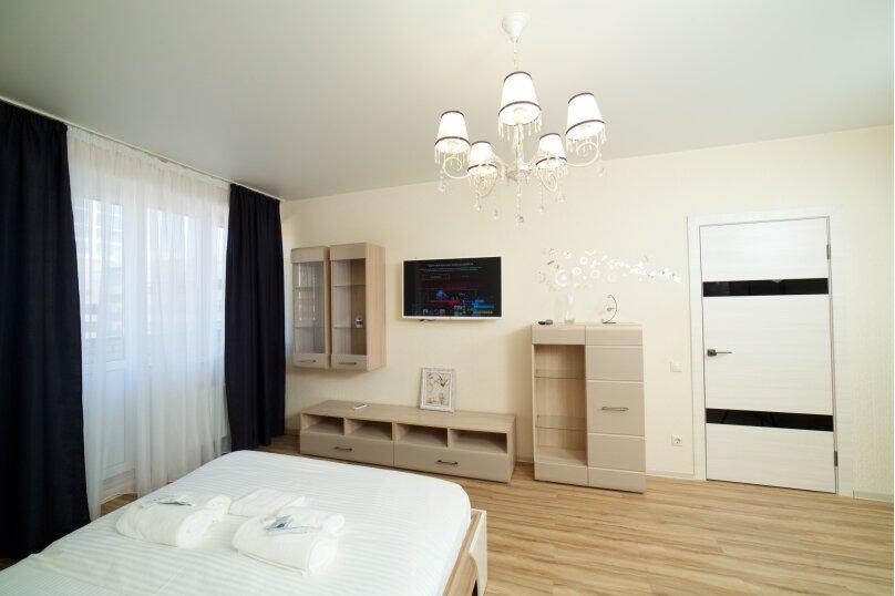 2-комн. квартира, 56 кв.м. на 4 человека, улица Будённого, 129, Краснодар - Фотография 9